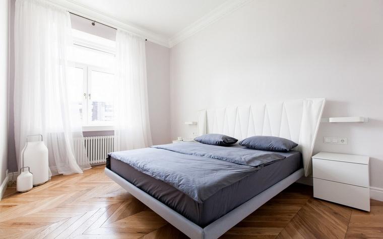 Фото № 61225 спальня  Квартира