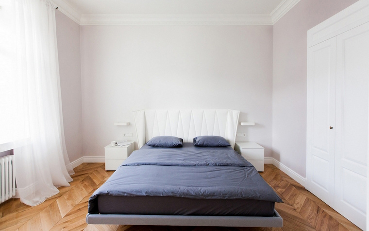Фото № 61226 спальня  Квартира