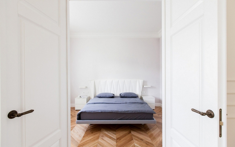 Фото № 61228 спальня  Квартира