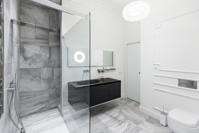 Фото № 61240 ванная  Квартира