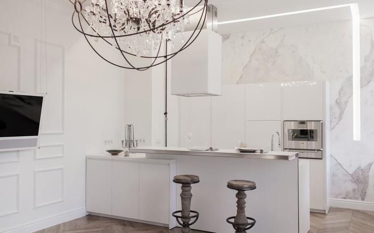 Фото № 61216 кухня  Квартира