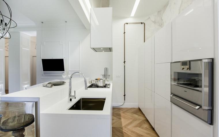 Фото № 61218 кухня  Квартира
