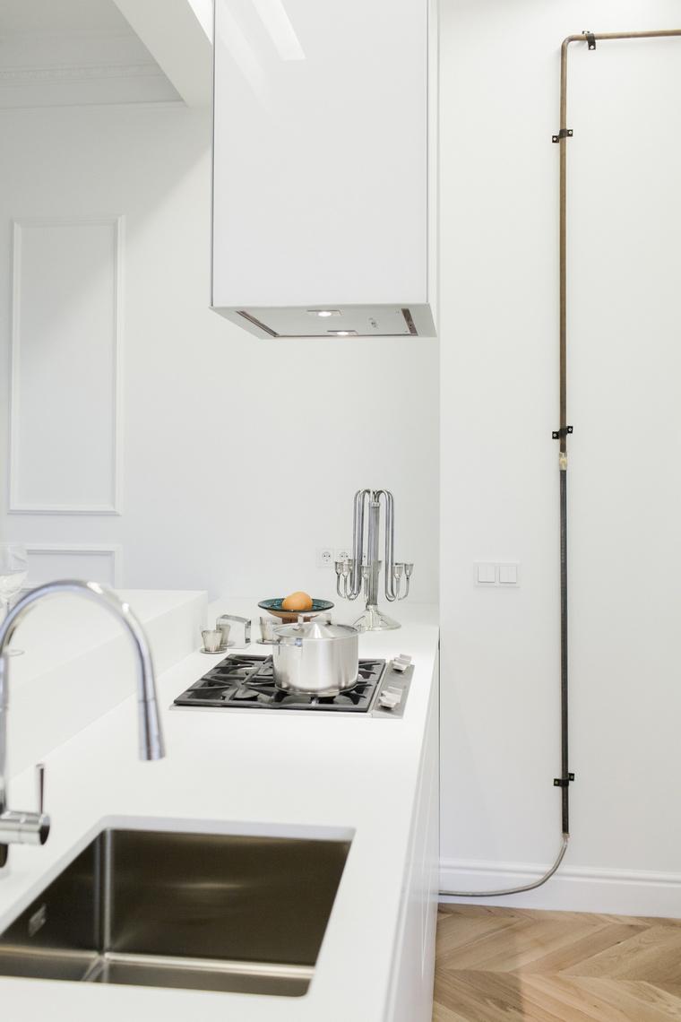 Фото № 61219 кухня  Квартира