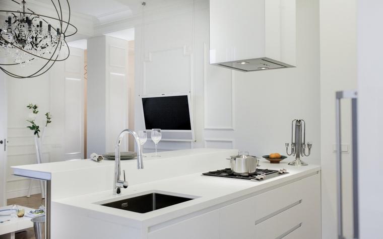 Фото № 61220 кухня  Квартира