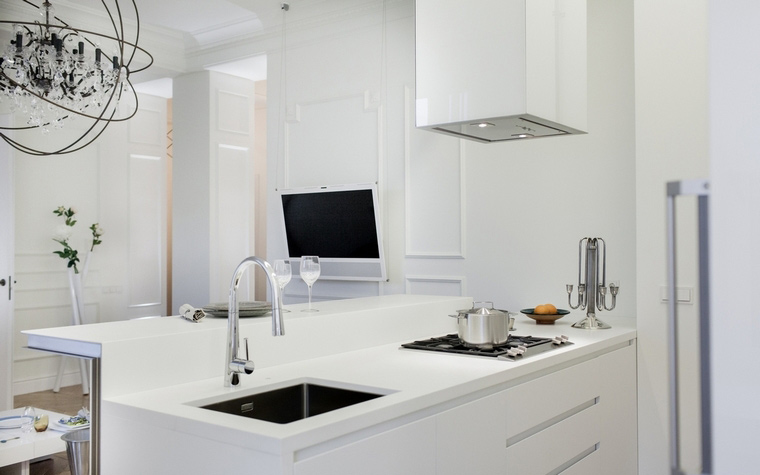 интерьер кухни - фото № 61220