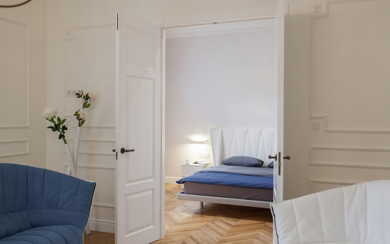 Фото № 61233 спальня  Квартира