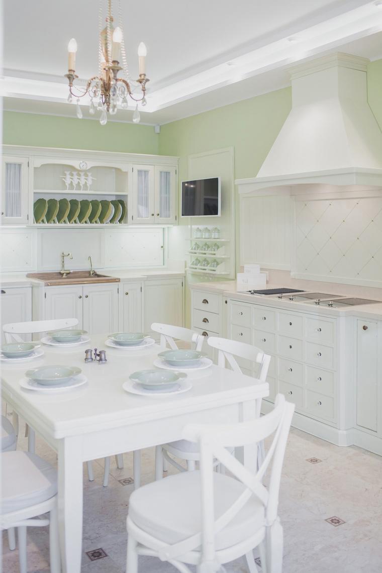 интерьер кухни - фото № 61289