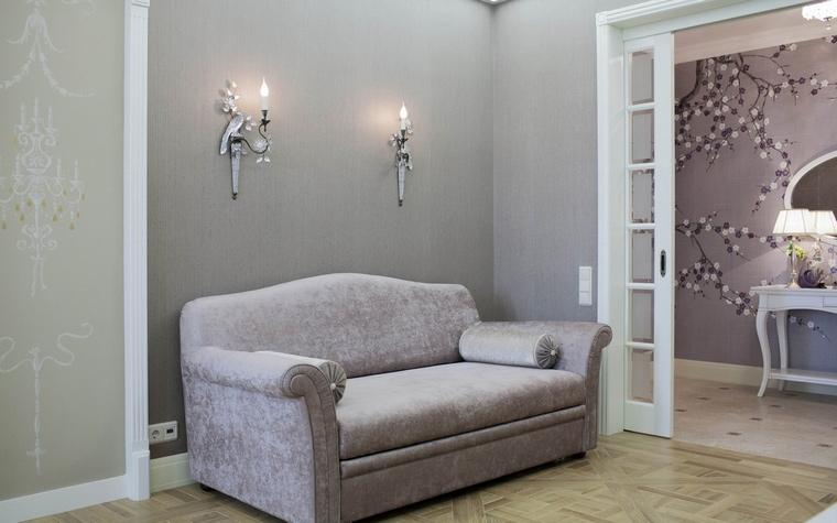 интерьер гостиной - фото № 61286