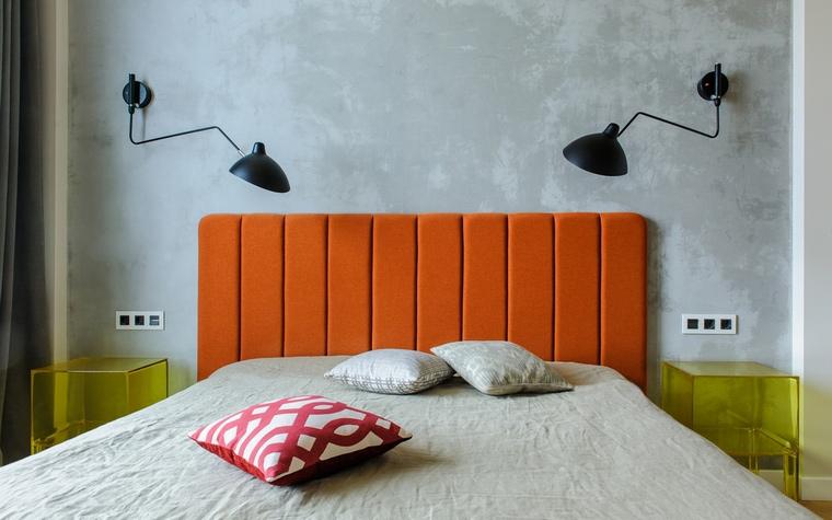 интерьер спальни - фото № 61353