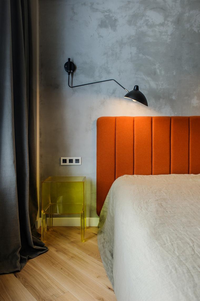 интерьер спальни - фото № 61354