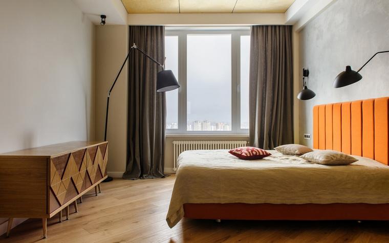 интерьер спальни - фото № 61355
