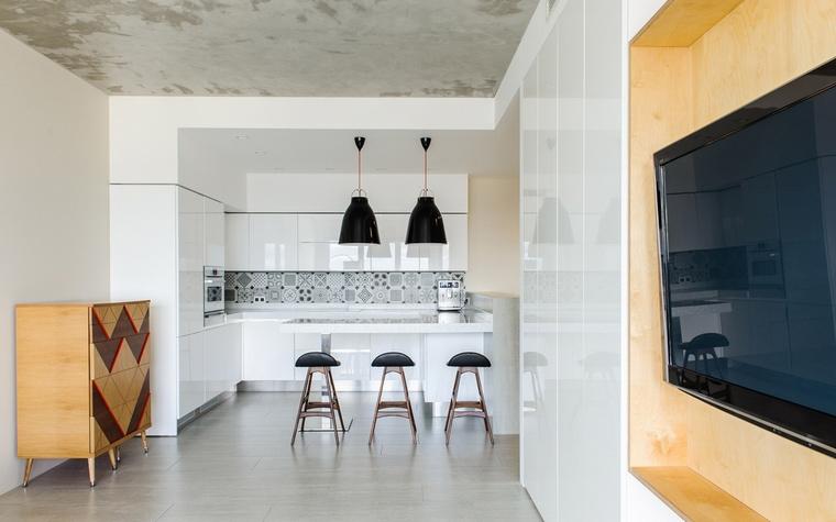 интерьер кухни - фото № 61349