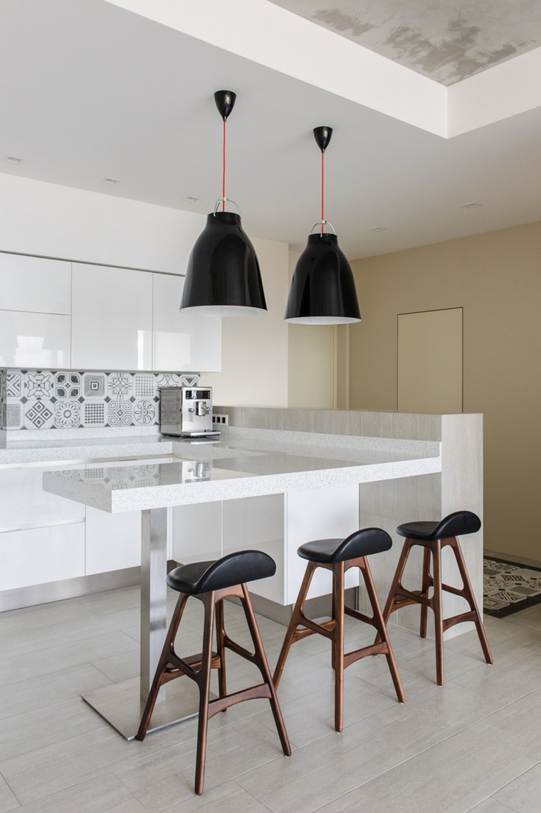 интерьер кухни - фото № 61351