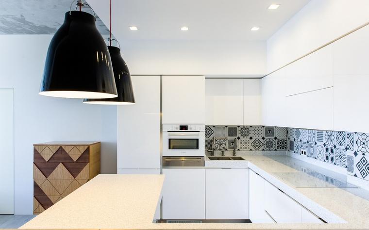 интерьер кухни - фото № 61346