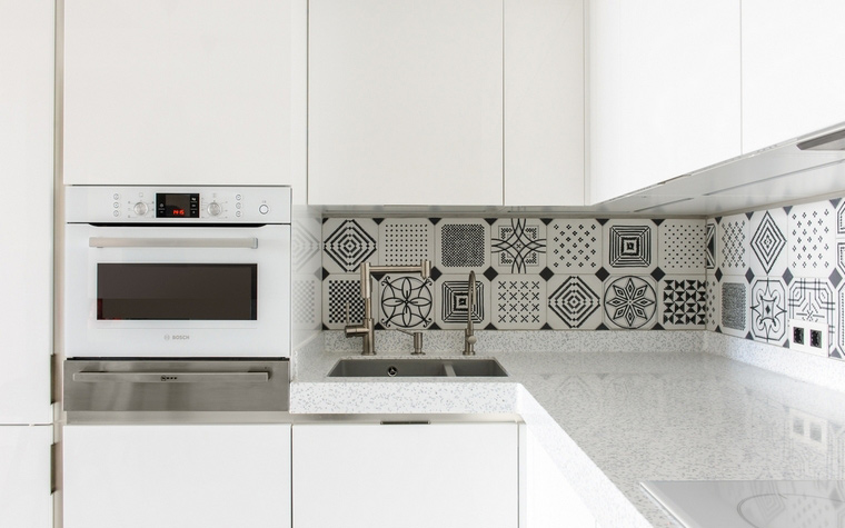интерьер кухни - фото № 61347