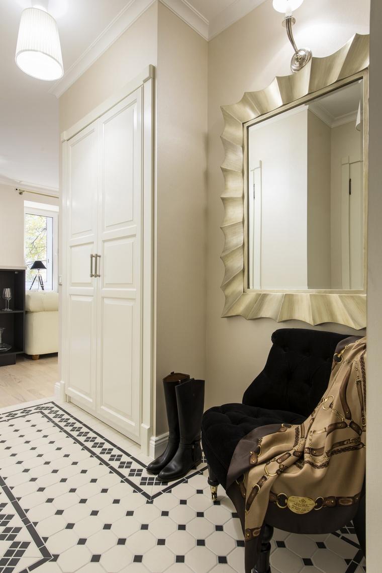 Квартира. холл из проекта , фото №61560