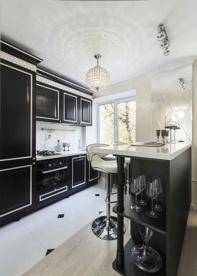 Фото № 61554 кухня  Квартира