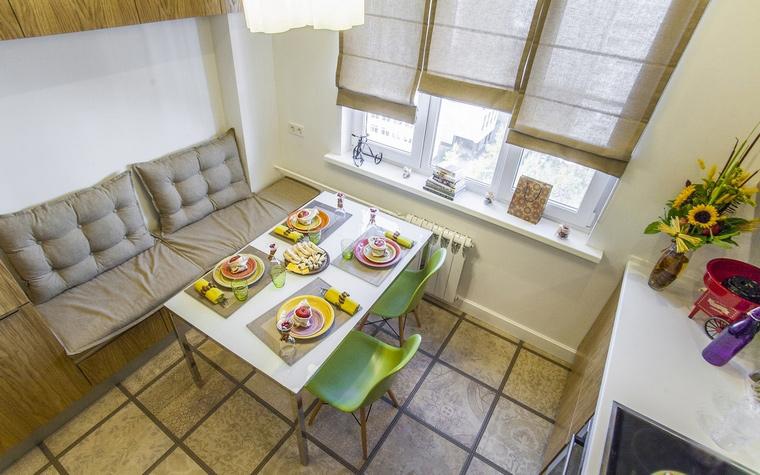 Квартира. кухня из проекта , фото №61713