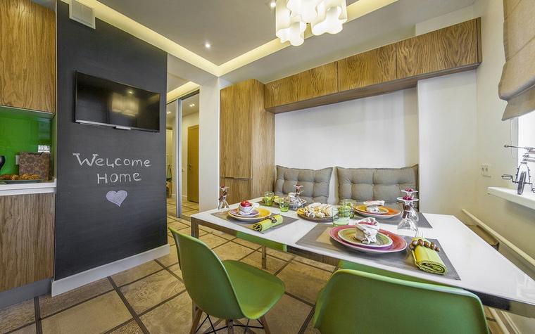 Квартира. кухня из проекта , фото №61714