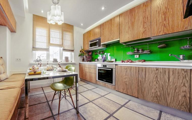 Квартира. кухня из проекта , фото №61717