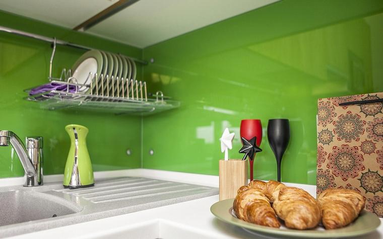 Квартира. кухня из проекта , фото №61722