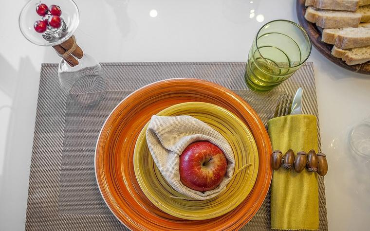 Квартира. кухня из проекта , фото №61725