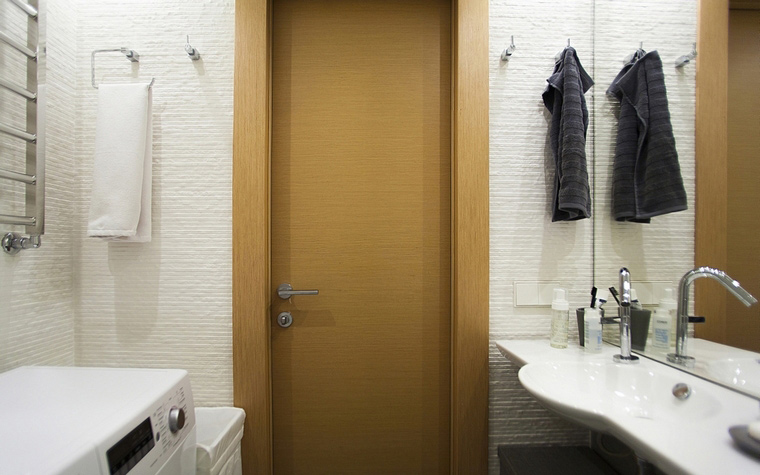 Квартира. ванная из проекта , фото №61743