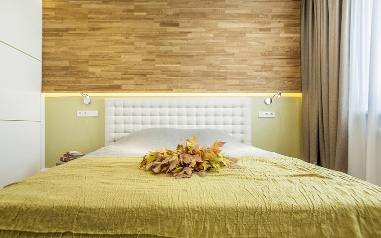 Фото № 61740 спальня  Квартира