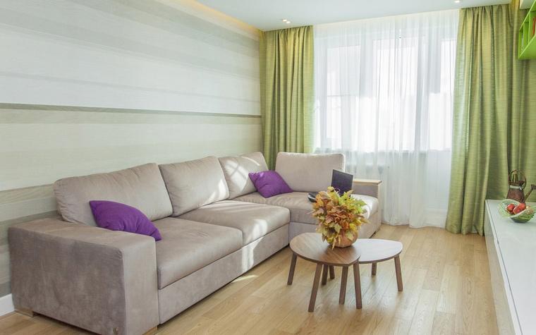 Квартира. гостиная из проекта , фото №61733