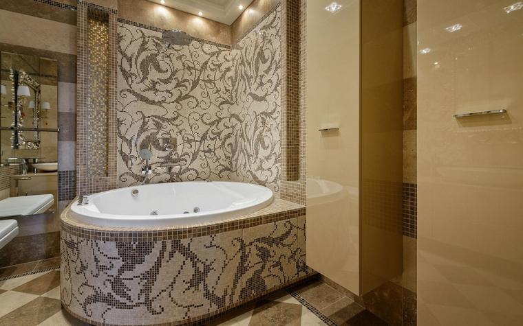 Фото № 61780 ванная  Квартира