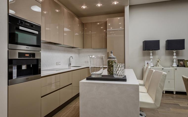 Фото № 61768 кухня  Квартира