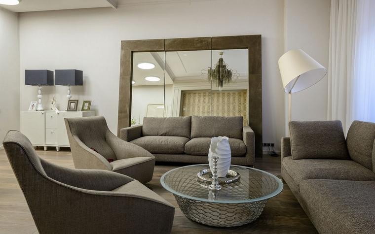 интерьер гостиной - фото № 61765