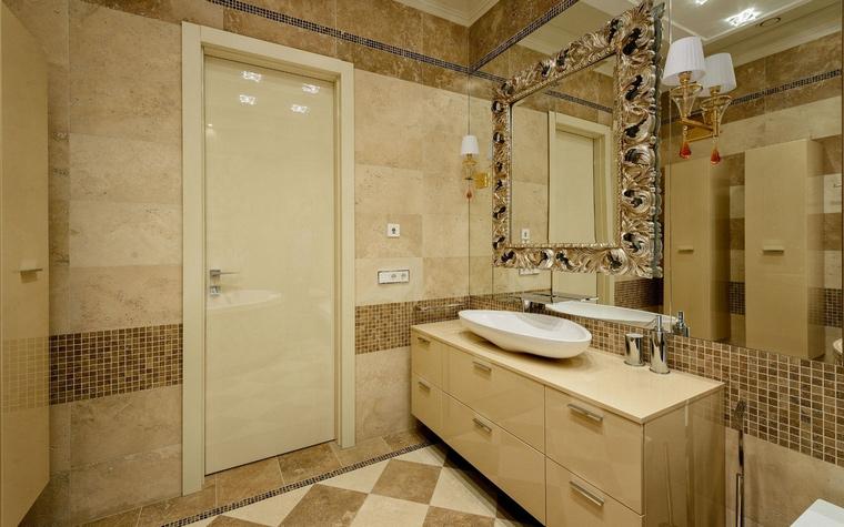 Фото № 61781 ванная  Квартира
