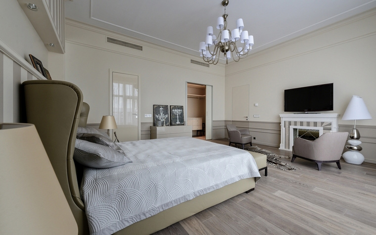 Фото № 61777 спальня  Квартира
