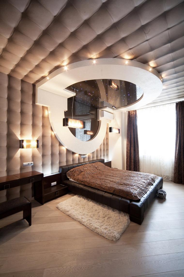 интерьер спальни - фото № 61815