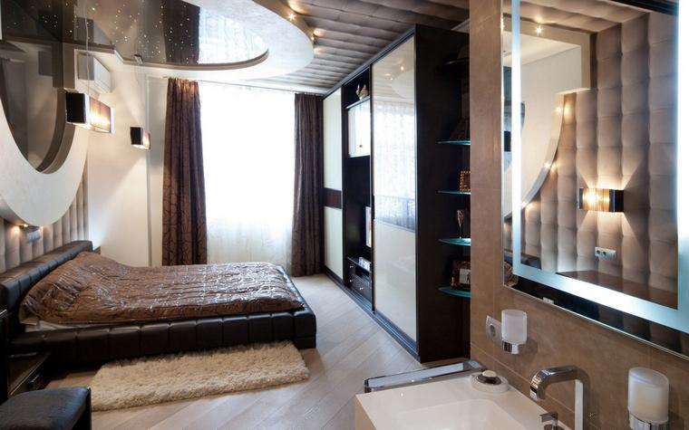 Фото № 61816 спальня  Квартира