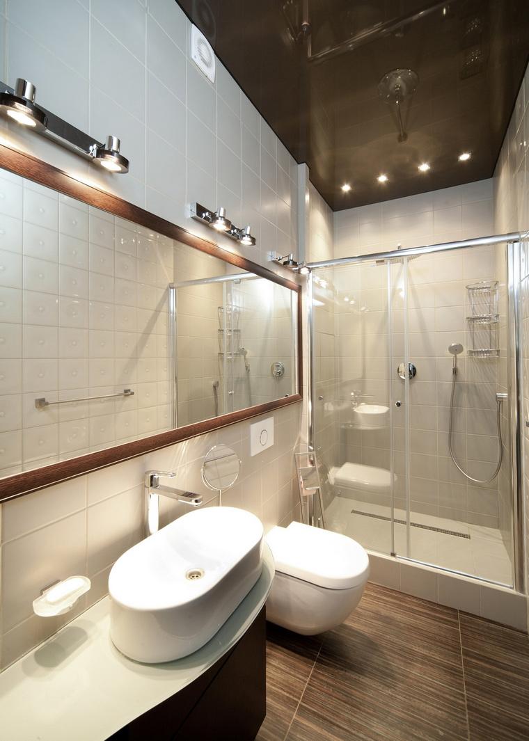 Квартира. ванная из проекта , фото №61820