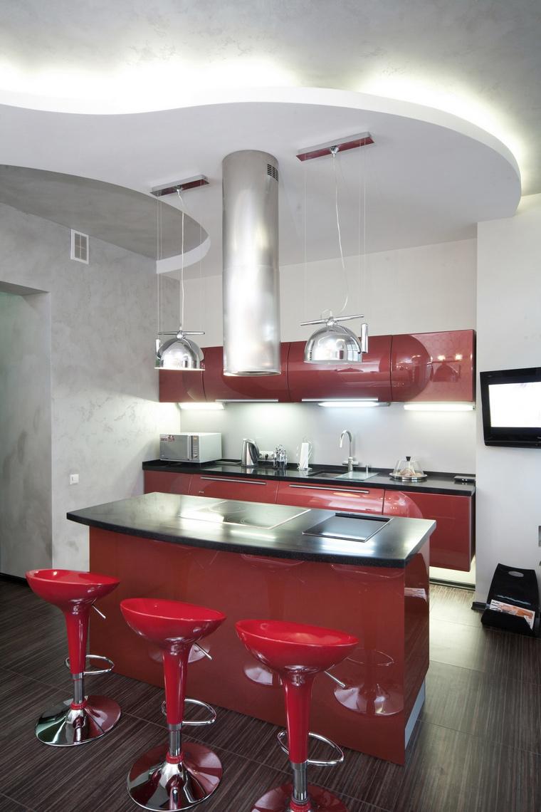 Фото № 61818 кухня  Квартира