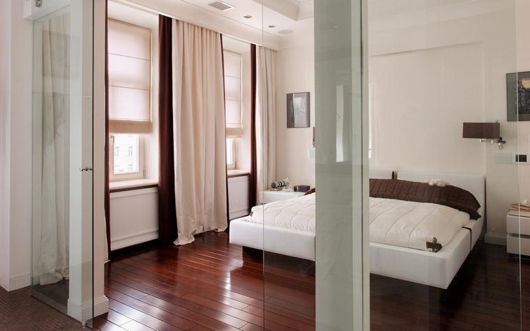 интерьер спальни - фото № 61822