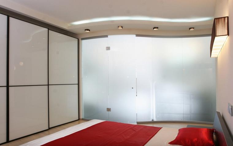 интерьер спальни - фото № 61825