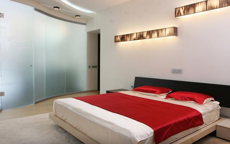 интерьер спальни - фото № 61826