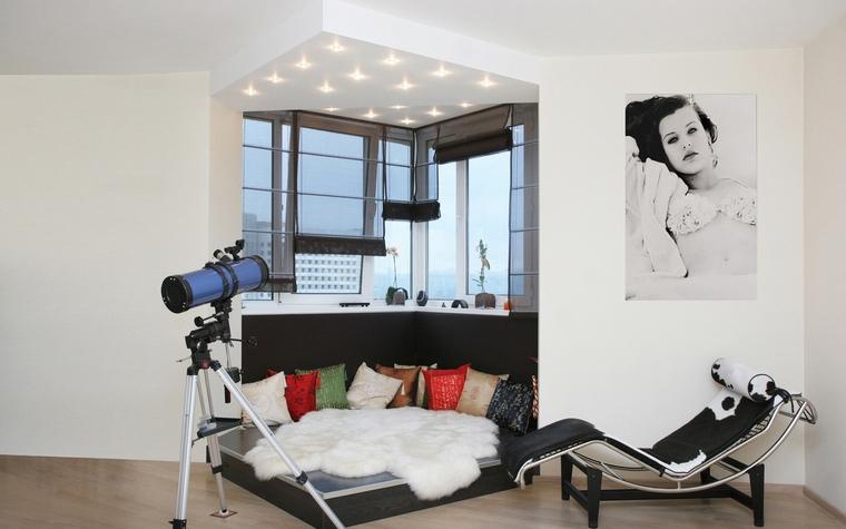 Квартира. веранда лоджия из проекта , фото №61829