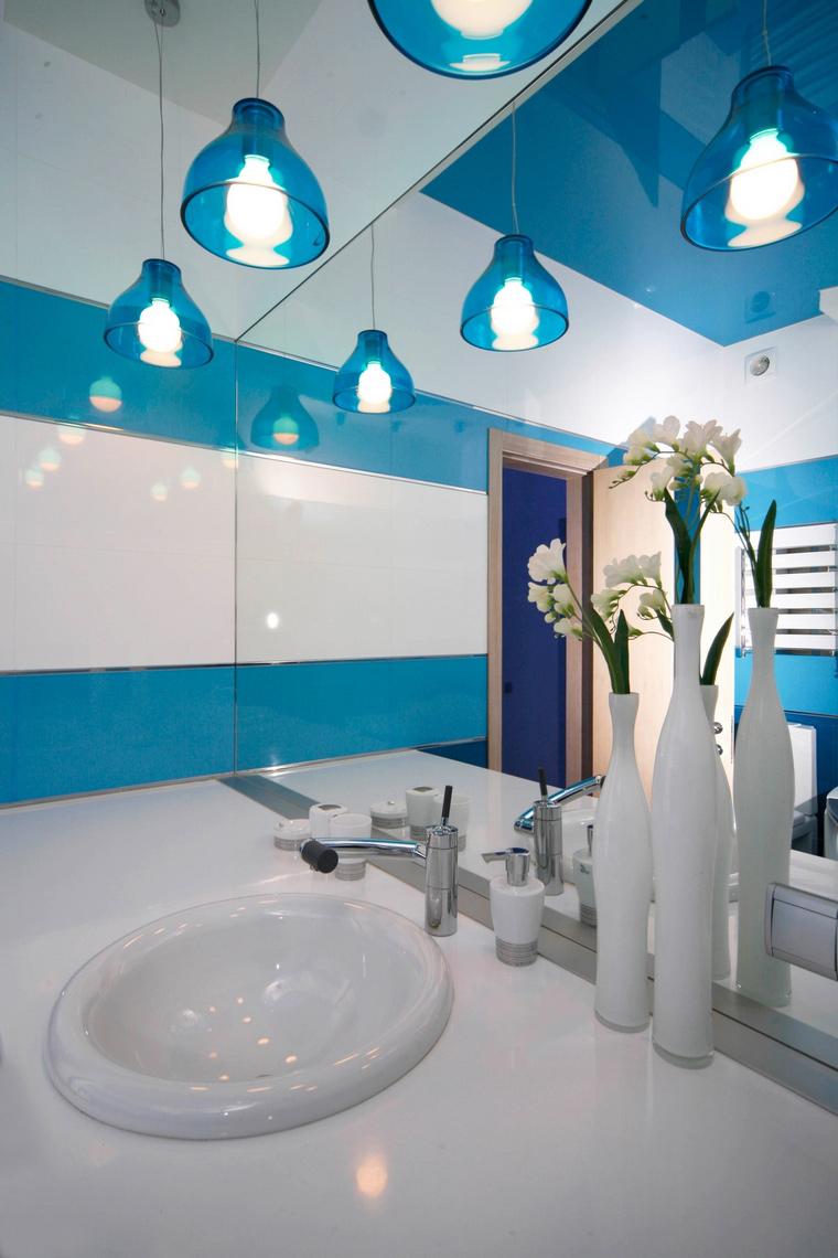 Квартира. ванная из проекта , фото №61851