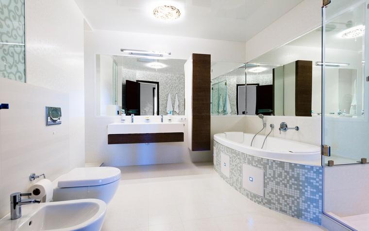 Фото № 61860 ванная  Квартира