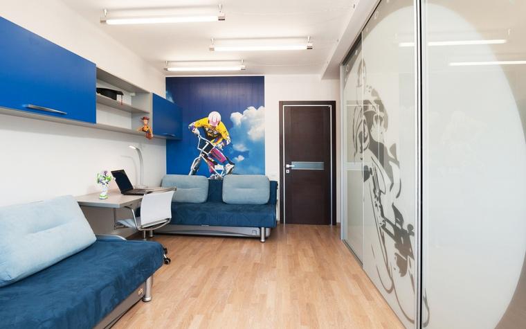 Квартира. детская из проекта , фото №61857