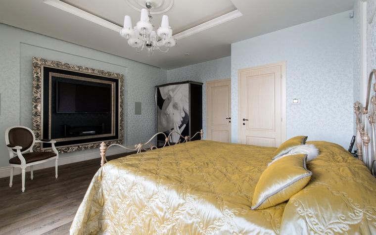 Квартира. спальня из проекта , фото №61871