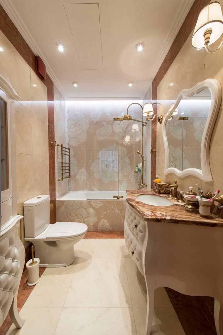 Фото № 61874 ванная  Квартира