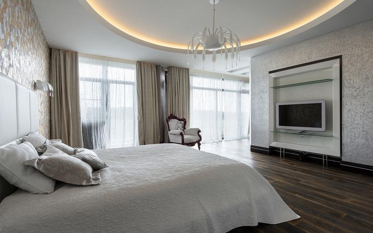 Фото № 61912 спальня  Квартира