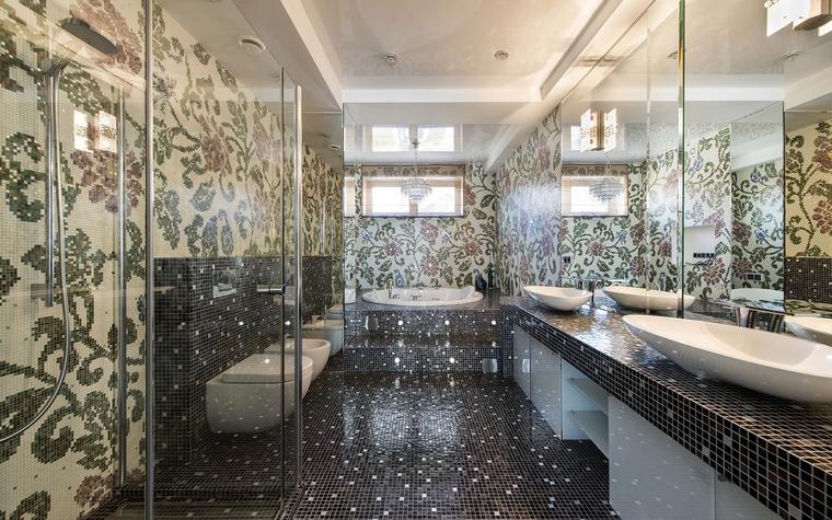 Фото № 61909 ванная  Квартира