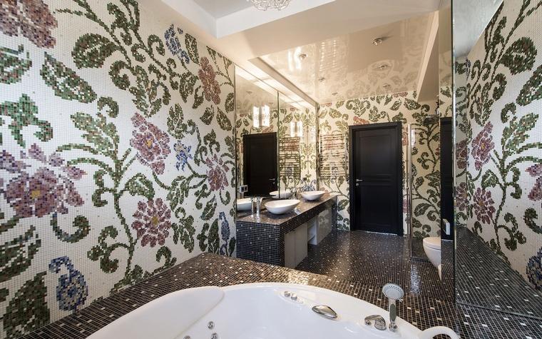 Фото № 61910 ванная  Квартира